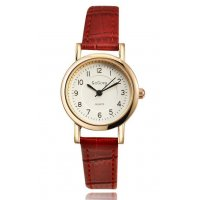 W1604 - Red Strap Watch