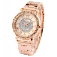 W1607 - Rose Gold Womens Watch