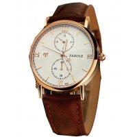 W1620 - Brown Strap Mens Watch