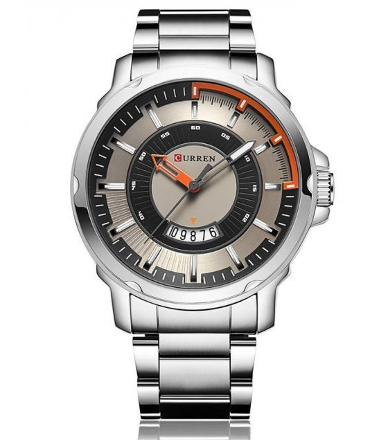 W1636 - Silver Mens Watch