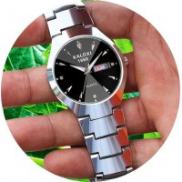 W1647 - Steel Black Womens Watch