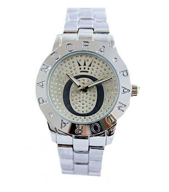 W1666 - Elegant Silver Watch