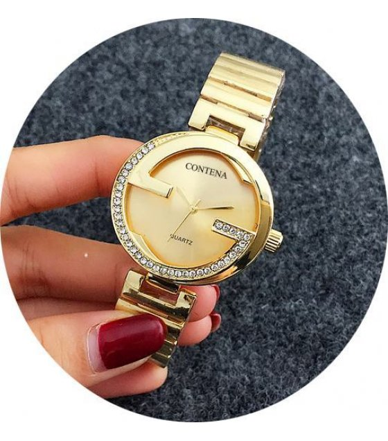 W1707 - Luxury Gold Watch