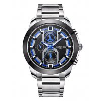 W1750 - Luxury Black Longbo Watch