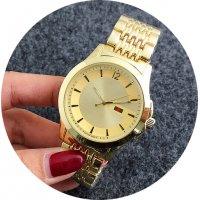 W1773 - Gold Elegant Watch