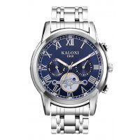 W1841 - KALOXI Casual Stainless Steel Men's Watch