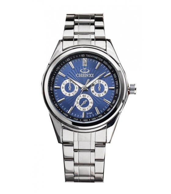 W1880 - Chenxi Blue Dial Men's Watch