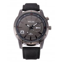 W1883 - Miller Black Dial Men's Watch