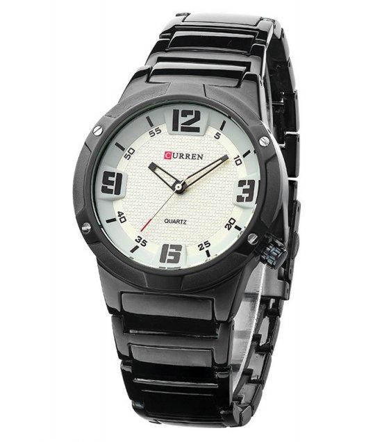 W1886 - Curren White Dial Men's Watch