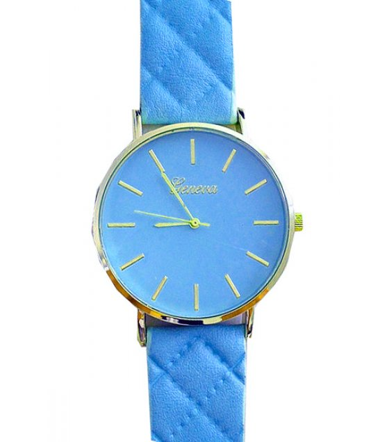 W1889 - Elegant Sky Blue Women's Watch
