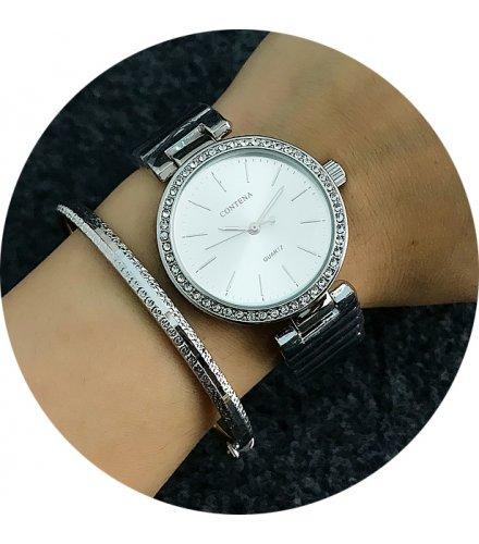W2056 - Silver Contena Watch