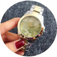 W2159 - Two Toned Stylish Women's Watch