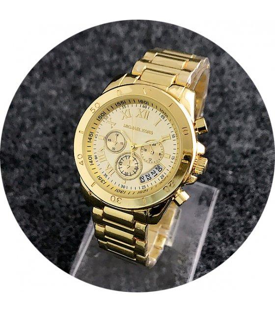 W2179 - Full Gold MK Watch