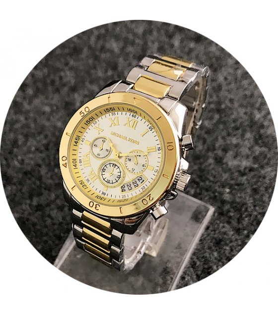 W2181 - Gold & Silver Mixed MK Watch