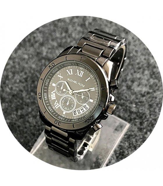 W2184 - Full Black MK Watch