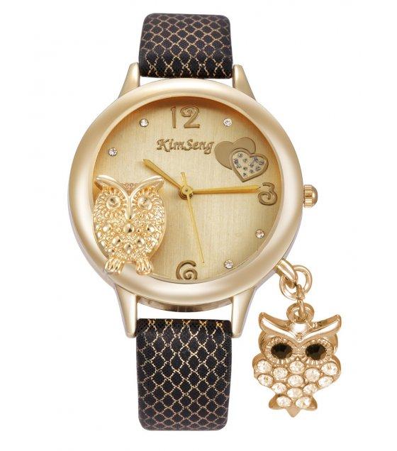 W2188 - Exquisite love owl Watch