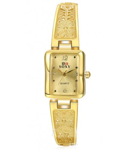 W2191 - Soxy Gold Watch