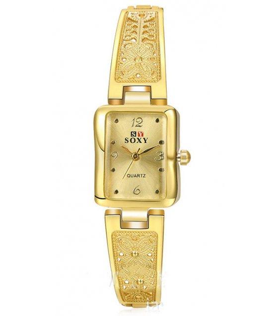 W2191 - Soxy Gold Watch