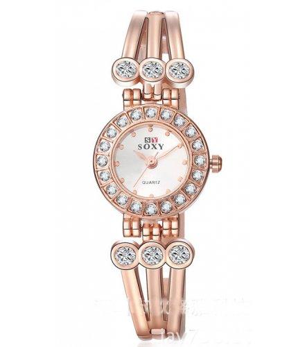 W2192 - Soxy Rose gold Watch