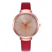 W2202 - Star filled matte quartz leisure watch