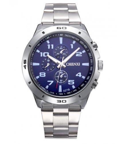 W2215 - Business belt quartz watch