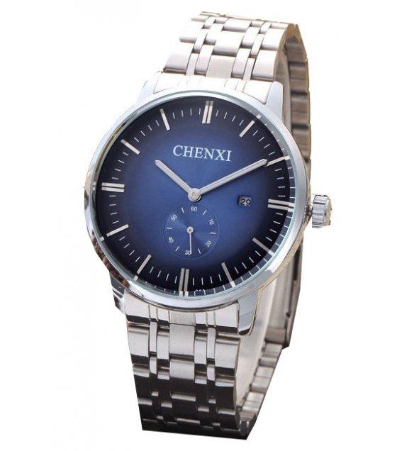W2221 - Genuine men's Steel Strap watch