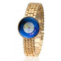 W2227 - Shell side ladies waterproof quartz watch