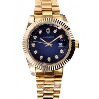 W2239 - SouthBerg Gold Men's Watch