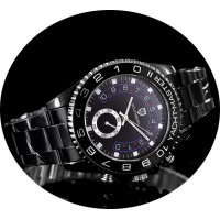 W2246 - Black Strap Southberg Watch