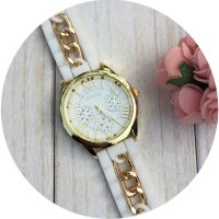 W2253 - Silicone Geneva Watch