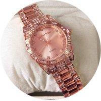 W2267 - Diamond bracelet quartz watch