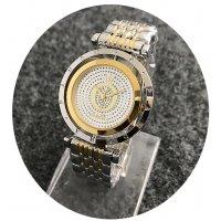 W2332 - Gold & Silver Mixed Pandora Watch