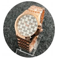 W2343 - Rose Gold Stylish Watch