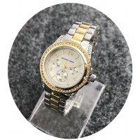 W2358 - Two Toned MK Watch