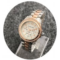 W2360 - Two Toned MK Watch