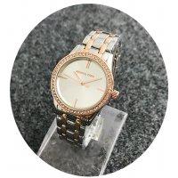 W2376 - Two Toned Mk Watch