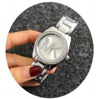 W2391 - Silver MK Dial Watch