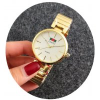 W2397 - Gold Gucci Watch