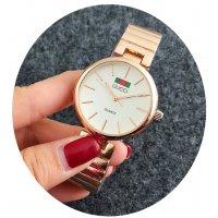 W2398 - Rose Gold Gucci Watch