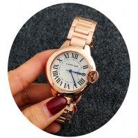 W2406 -  Rose Gold Cartier Watch