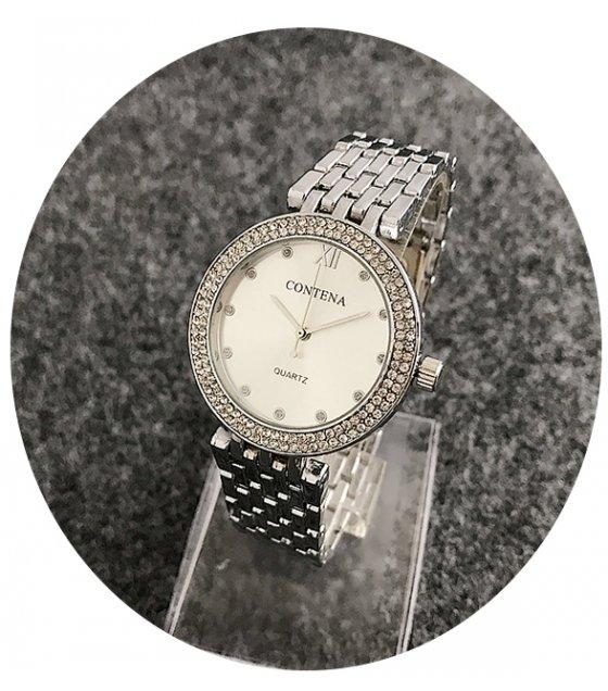 W2419 - Silver Contena Watch
