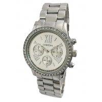 W2437 -  Elegant silver contena Watch