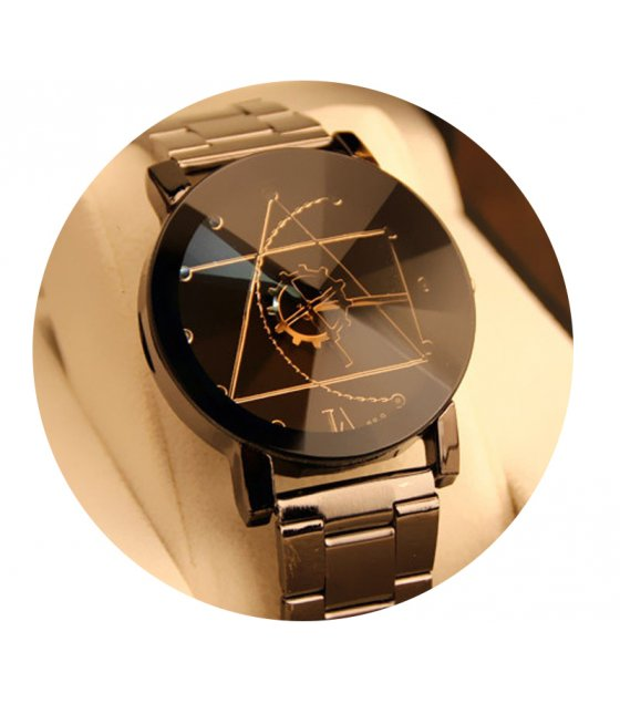W2471 - Rotating quartz Uni-sex watch