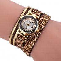 W2474 - Rhinestone bracelet watch