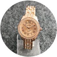 W2572 - Rose Gold Women's Watch