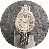 W2574 - Silver Women's Watch