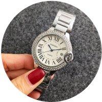W2605 - Silver Contena Watch