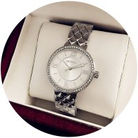 W2615 - Silver Contena Watch