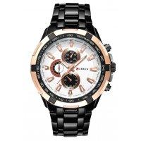 W2634 - Curren Black Belt Men's Watch