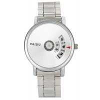 W2635 - Paidu Silver Men's Watch